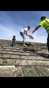 Roofing company Yeovil Roof installation