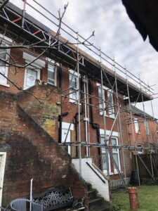 Roof repair with Roofing company Yeovil